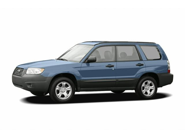 2007 Subaru Forester Reviews, Ratings, Prices - Consumer Reports