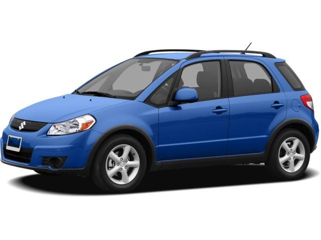 2007 Suzuki SX4 Reliability - Consumer Reports