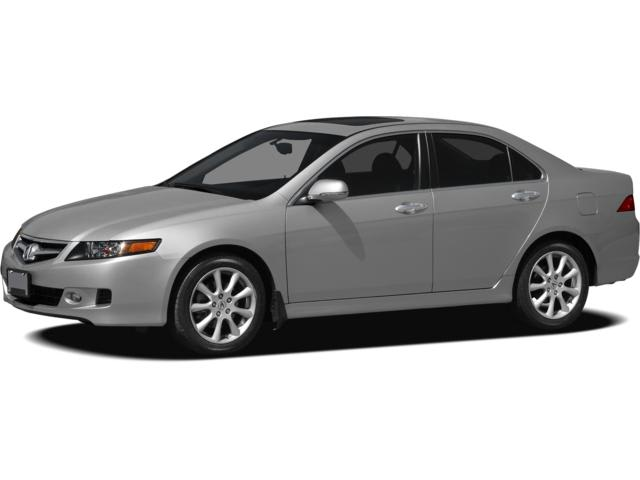 Ratings: 2008 Acura TSX Ratings