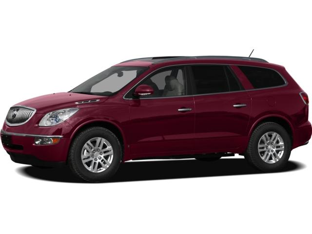 2008 Buick Enclave Reviews, Ratings, Prices - Consumer Reports