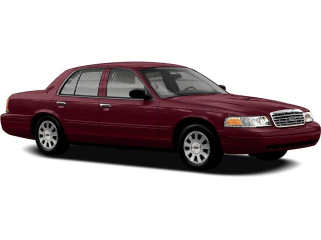 2008 Ford Crown Victoria Reviews, Ratings, Prices - Consumer