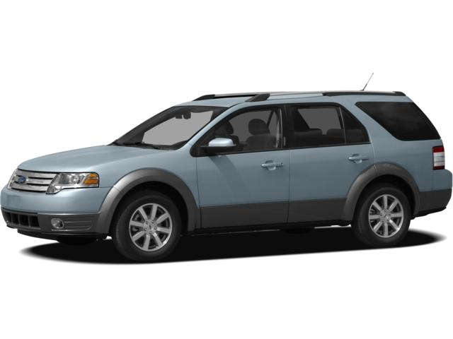 2008 Ford Taurus X Reviews, Ratings, Prices - Consumer Reports