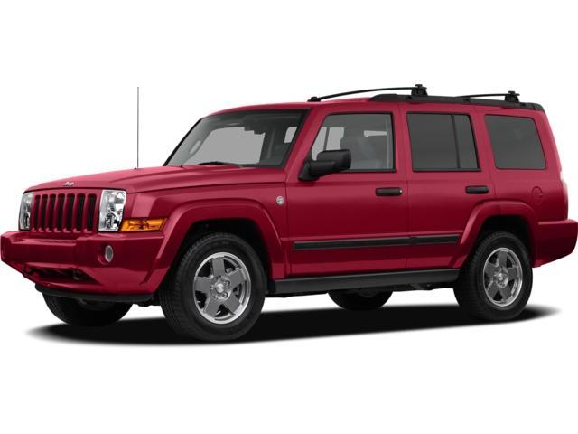 Jeep Commander Change Vehicle