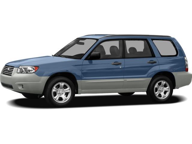 2008 Subaru Forester Reliability - Consumer Reports