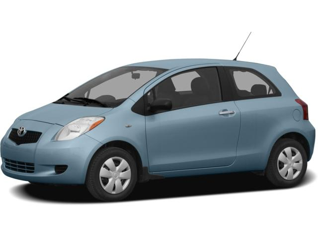 2008 Toyota Yaris Reviews, Ratings, Prices - Consumer Reports