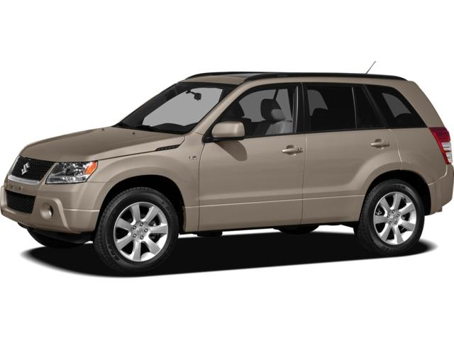 2009 Suzuki Grand Vitara Reviews, Ratings, Prices - Consumer