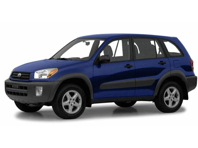 2001 Toyota RAV4 Reviews, Ratings, Prices - Consumer Reports