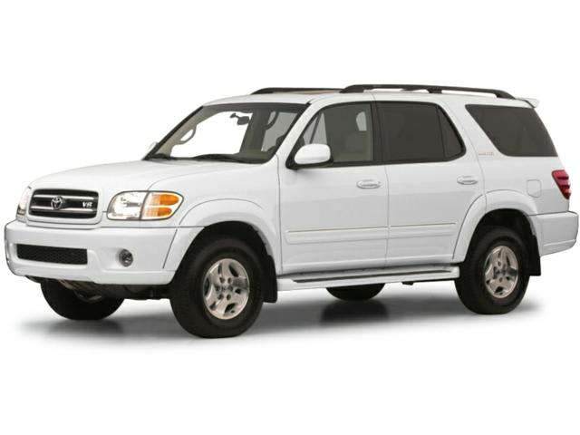 2001 Toyota Sequoia Reviews, Ratings, Prices - Consumer Reports