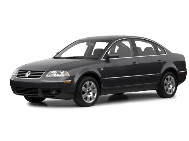 2001 Volkswagen Passat Reviews, Ratings, Prices - Consumer