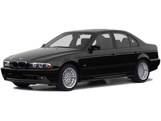 2002 BMW 5 Series Reviews, Ratings, Prices - Consumer Reports