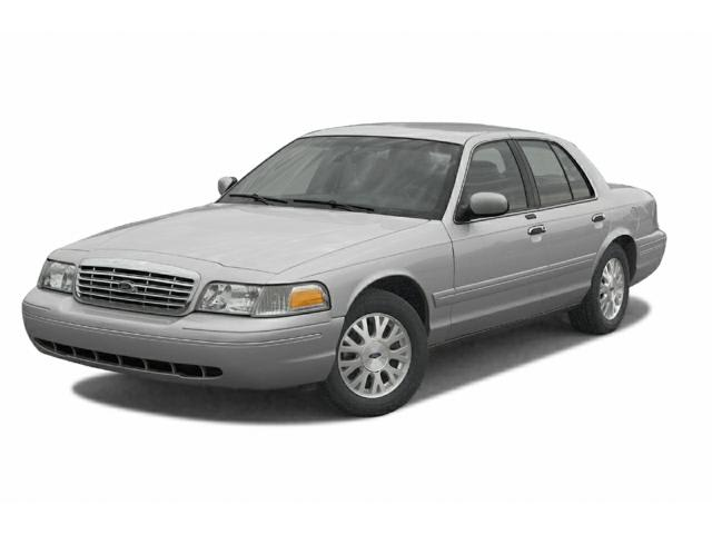 2002 Ford Crown Victoria Reliability - Consumer Reports