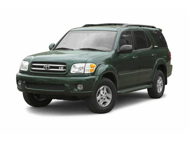 2002 Toyota Sequoia Reliability - Consumer Reports