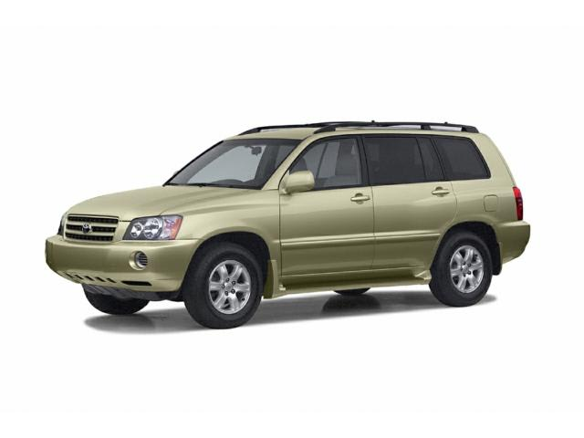 2002 Toyota Highlander Reviews, Ratings, Prices - Consumer ... on