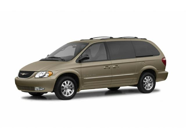 2003 Chrysler Town & Country Reviews, Ratings, Prices - Consumer Reports
