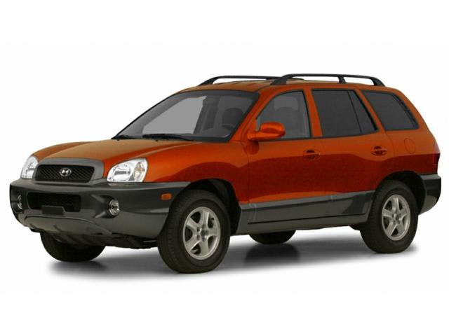 2004 hyundai santa fe reviews ratings prices consumer reports 2004 hyundai santa fe reviews ratings