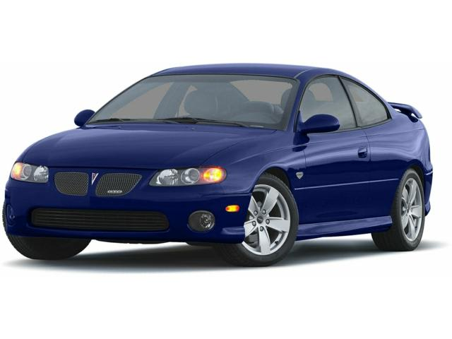2004 Pontiac GTO Reviews, Ratings, Prices - Consumer Reports