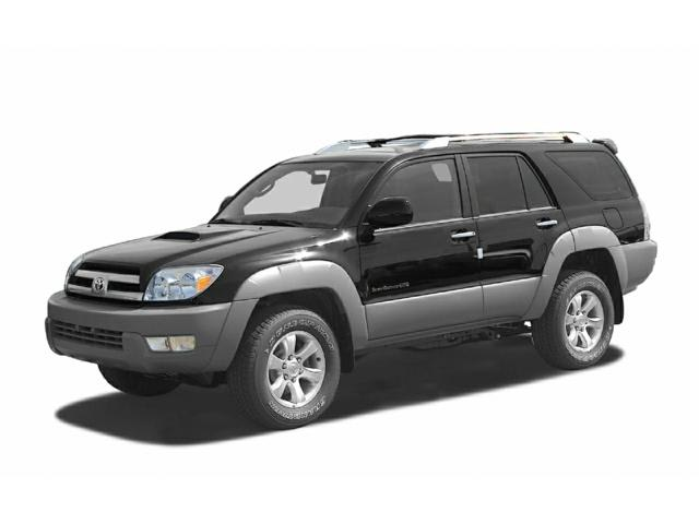 Toyota 4runner Change Vehicle