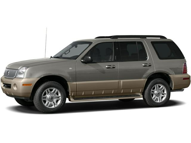 Mercury Mountaineer Change Vehicle