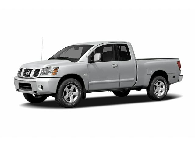 2005 Nissan Titan Reviews, Ratings, Prices - Consumer Reports