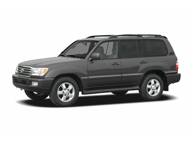 2005 Toyota Land Cruiser Reviews, Ratings, Prices - Consumer