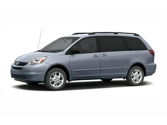 2005 Toyota Sienna Reliability - Consumer Reports