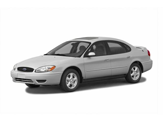 Ford Taurus Change Vehicle