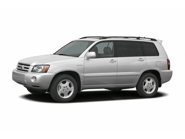 2007 Toyota Highlander Reviews, Ratings, Prices - Consumer