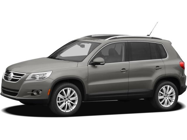 2009 Volkswagen Tiguan Reviews, Ratings, Prices - Consumer