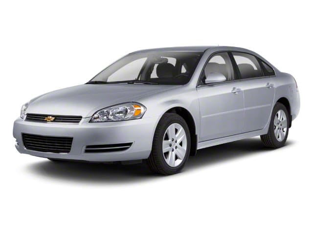 Chevrolet Impala Change Vehicle