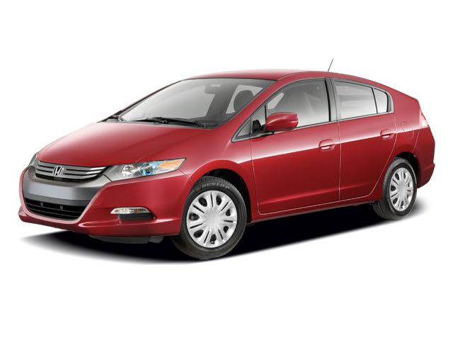 Honda Insight Change Vehicle