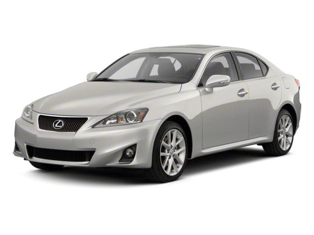 2011 Lexus IS Reliability - Consumer Reports