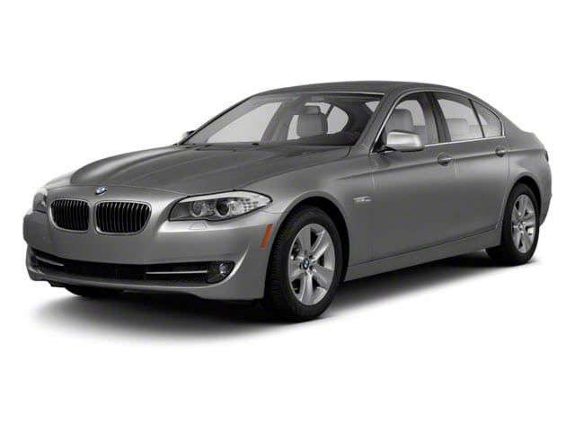 2012 BMW 5 Series Reliability - Consumer Reports
