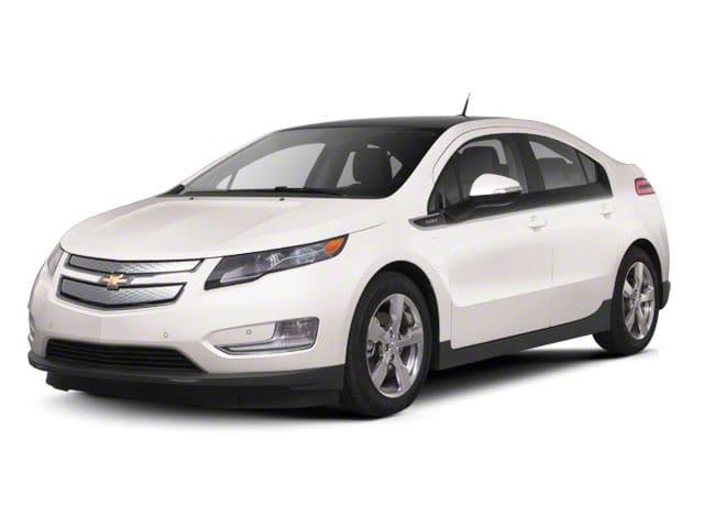 Chevrolet Volt Change Vehicle