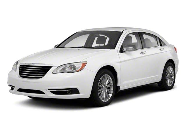 2012 Chrysler 200 Reliability - Consumer Reports