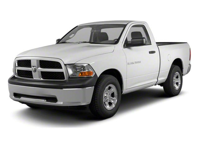 2012 Ram 1500 Reviews, Ratings, Prices - Consumer Reports