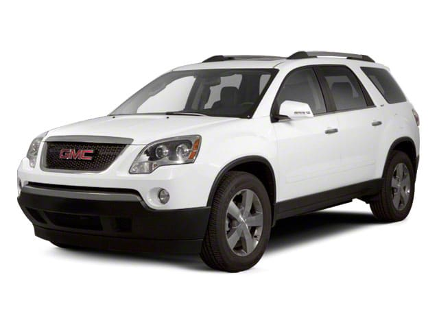 2012 GMC Acadia Reviews, Ratings, Prices - Consumer Reports