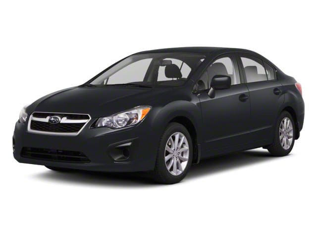 2012 Subaru Impreza Reviews, Ratings, Prices - Consumer Reports