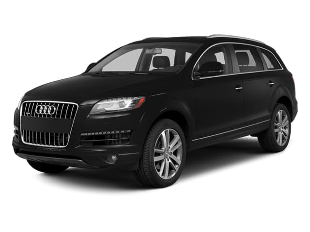 2013 Audi Q7 Reviews, Ratings, Prices - Consumer Reports