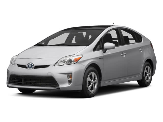 Toyota Prius Change Vehicle