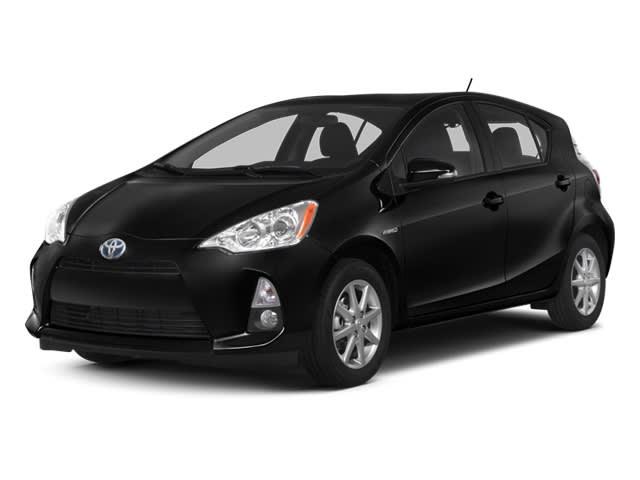 Toyota Prius C Change Vehicle