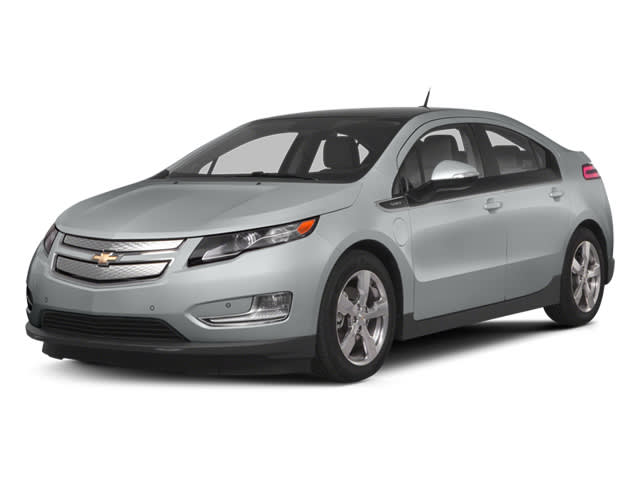 chevrolet volt change vehicle