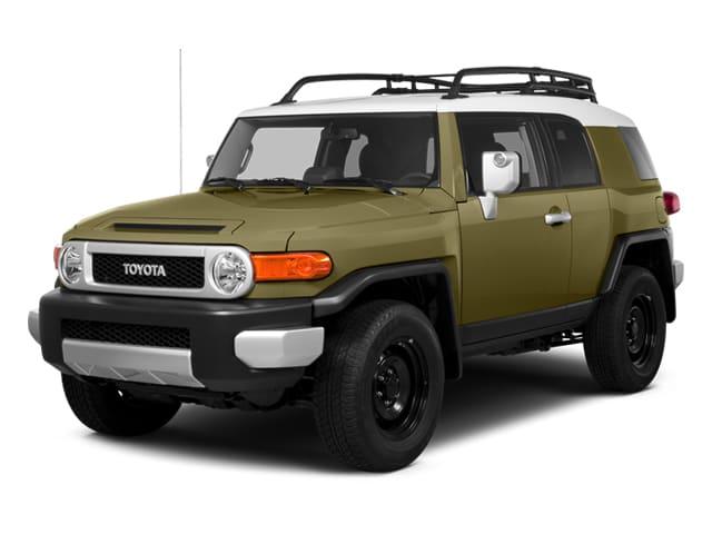 2014 Toyota FJ Cruiser Reliability - Consumer Reports