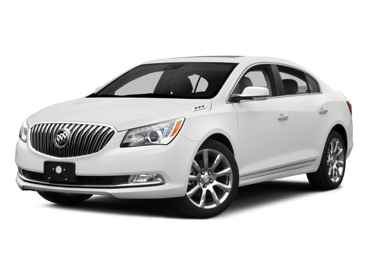 buick lacrosse change vehicle