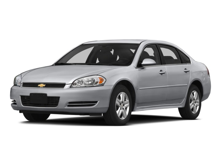 2015 Chevrolet Impala Reviews, Ratings, Prices - Consumer Reports