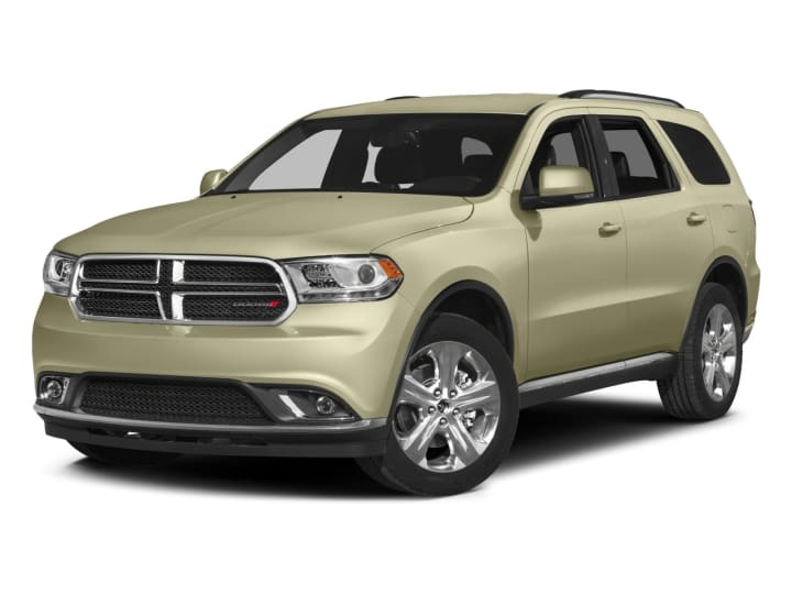 Dodge Durango Change Vehicle