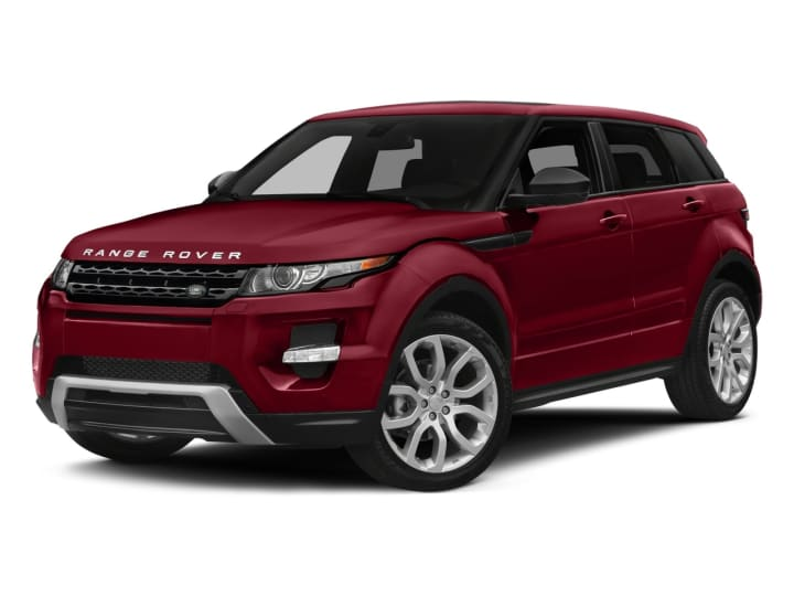 2015 Land Rover Range Rover Evoque Reviews, Ratings, Prices