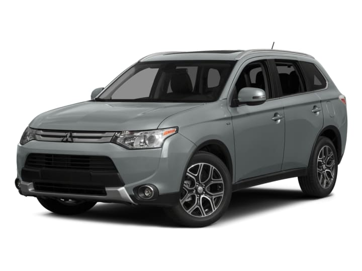 2015 Mitsubishi Outlander Reviews, Ratings, Prices - Consumer Reports