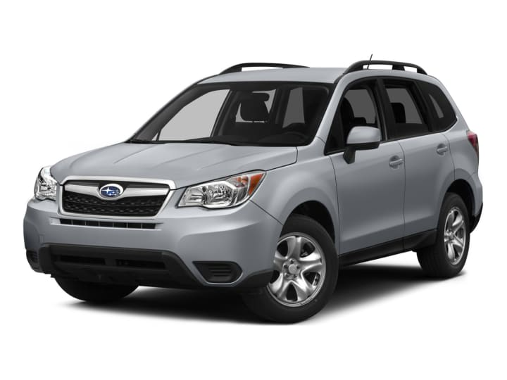 2015 Subaru Forester Owner Satisfaction - Consumer Reports