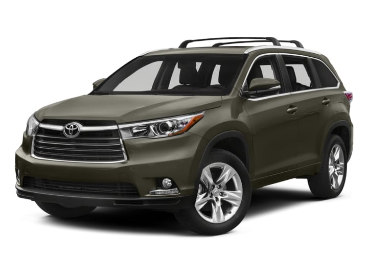 2015 Toyota Highlander Owner Satisfaction Consumer Reports