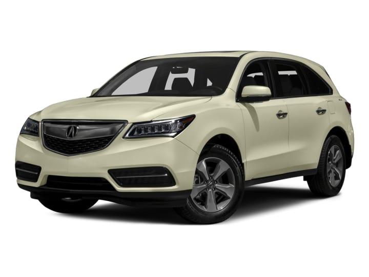 2016 Acura MDX Reliability - Consumer Reports
